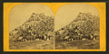 Editorial Party at Pine Bluff P.R. Room, 1868, from Robert N. Dennis collection of stereoscopic views.png