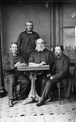 Editors (about 1870)