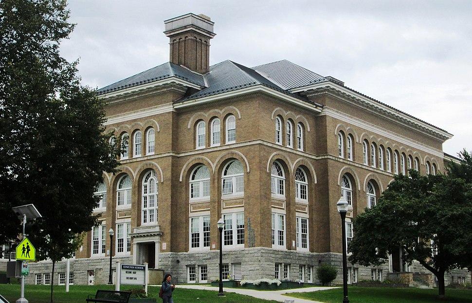 Edmunds School Burlington Vermont