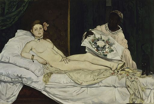 Édouard Manet - Olympia - Google Art Project