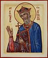 Edward the Confessor, ruled 9th June 1042 - 5th January 1066.jpg