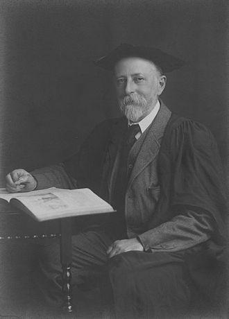 Edwin Cannan - Edwin Cannan, c. 1920