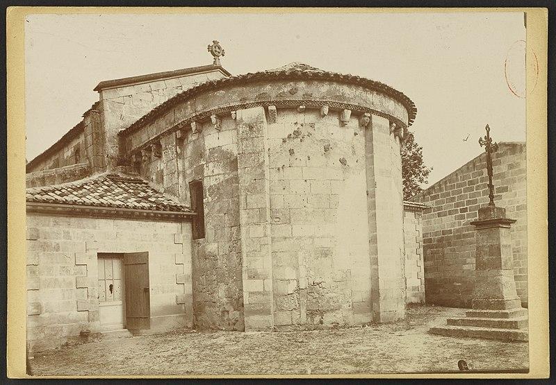 File:Eglise Saint-Sulpice de Saint-Sulpice-de-Faleyrens - J-A Brutails - Université Bordeaux Montaigne - 0592.jpg