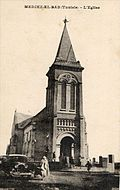 Église Saint-Augustin de Medjez el-Bab, Medjez el-Bab