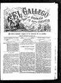 El Gallego. Todo por España y para Galicia. Año I. Número 5. Buenos Aires 25 de mayo de 1879.pdf