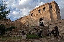 Fortificazioni della Qasba di el Kef, Tunisia