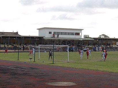 How to get to El-Wak Stadium with public transit - About the place