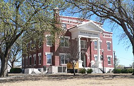 Ellis County, Oklahoma courthouse from NW 1.JPG
