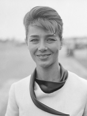Emmanuelle Riva - Riva in 1962