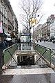 Entrée Métro Denfert Rochereau Paris 3.jpg