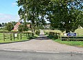 Entrance to Highfield Farm - geograph.org.uk - 519804.jpg