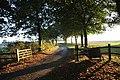 Entrance to Hill Farm - geograph.org.uk - 593043.jpg