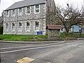 Entrance to St. Brendan's Psychiatric Hospital (Grangegorman Mental Hospital, Richmond District Lunatic Asylum. Upper house. Male house.jpg
