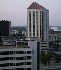 List Of Tallest Buildings In Wichita Wikipedia