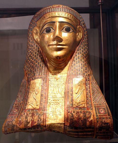 File:Epoca tolemaica, maschera di mummia, 20-1 ac ca.jpg