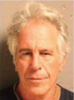 Epstein Final Mugshot