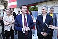 Eröffnung der SPÖ-Wahlkampfzentrale - 10.07.2013 (9255343868).jpg