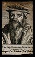Erasmus Oswald Schreckefuchs. Line engraving, 1688. Wellcome V0005315.jpg