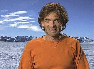 Eric Rignot American scientist