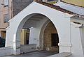 Ermita de la Mare de Déu de Loreto de Xèrica, arc.JPG