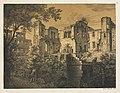 Ernst Fries - Six Views of Heidelberg Castle- Western Part - 2010.280.8 - Cleveland Museum of Art.jpg