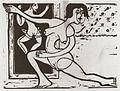 Ernst Ludwig Kirchner - ÜbendeTänzerin - 1934.jpg