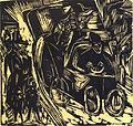 Ernst Ludwig Kirchner Absalom spricht Recht an seines Vaters statt 1918.jpg