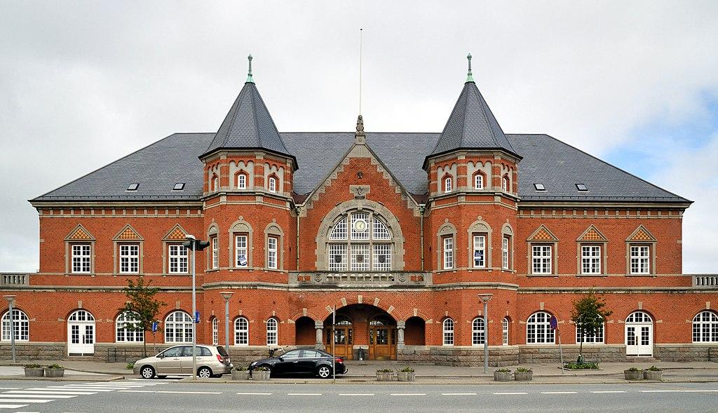 Esbjerg - Hauptbahnhof4.jpg
