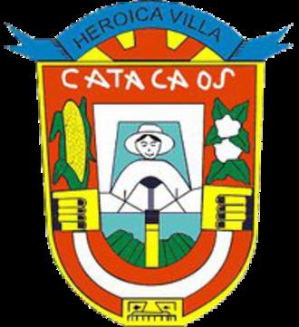 Catacaos - Image: Escudo Catacaos