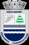 Escudo Provincia Cardenal Caro.png