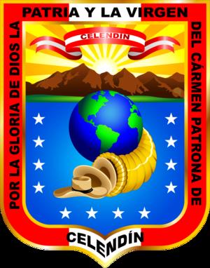 Celendín - Image: Escudo de Celendín