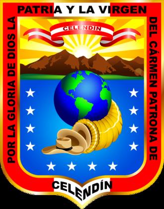 Celendín Province - Image: Escudo de Celendín