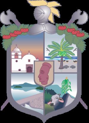Tomatlán - Image: Escudo tomatlan