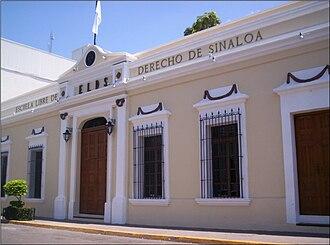 Culiacán - Escuela Libre de Derecho de Sinaloa