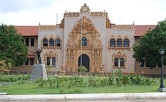 Santiago de Veraguas - Image: Escuela Normal