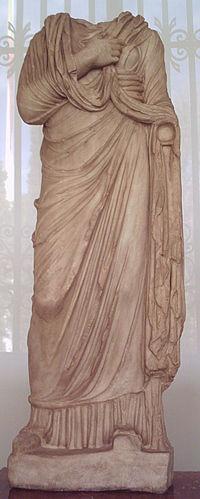 Escultura romana de Medina Sidonia