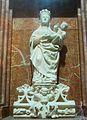 Escultura gòtica de la Mare de Déu a l'església de santa Maria d'Alacant, segle XIV-XV.jpg