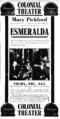 Esmeralda Mary Pckford newspaper ad.png