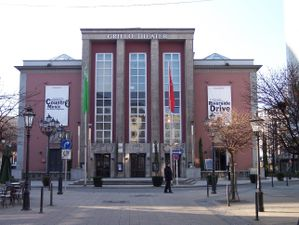 Grillo-Theater - Image: Essen Grillo Theater Front 1 2005
