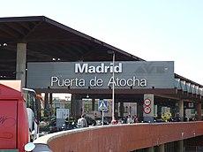Estación de Puerta de Atocha - Wikipedia, la enciclopedia ... Felipe Iv