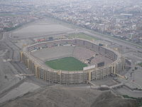 "Estadio Monumental ""U"""