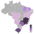 Estados de nascimento de presidentes brasileiros.png