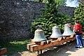 Esztergom castle bells 1.jpg
