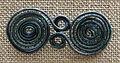 Età del ferro, ornamenti in bronzo, 1100-500 ac circa 01.JPG