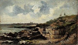 Shore Landscape, Le Havre