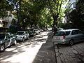 Eugene Schuyler Street in Sofia, Bulgaria.JPG