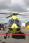 Eurocopter EC135P2+ (OH-HMY) Turku Airshow 2015 01.JPG