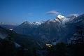 Europahütte Predawn View (3686268983).jpg