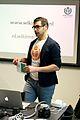 Europeana Sounds Edit-a-Thon 1- Wikipedia Bootcamp.jpg