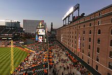 Camden Yards Can You Bring Food